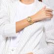 Elegantní zlaté hodinky Brosway Déco WDC15