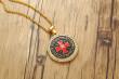 Přívěsek chirurgická ocel Maltézský kříž 985G
