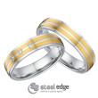 Snubní prsteny chirurgická ocel SPPL012