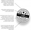 Razítko kvality a ručního zpracování stříbrných šperků