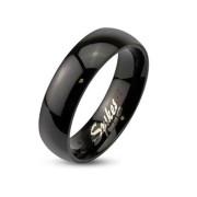 Ocelový snubní prsten Spikes 003-6