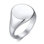 Ocelový prsten pro ženy SERC448