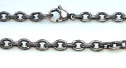 Ocelový řetízek na krk WJHN96-3