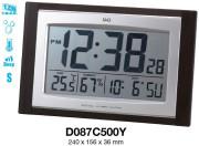 Nástěnné digitální hodiny Q+Q D087C500Y