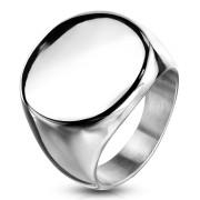 Ocelový prsten pro muže 6575S