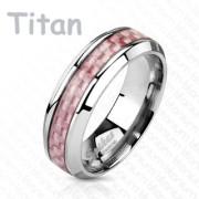 Titanový prsten Spikes 4370