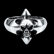 Ocelový prsten KoolKatana 025