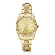 Zlaté náramkové hodinky Brosway Déco WDC15
