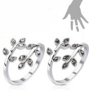 prsteny bižuterie SERA041