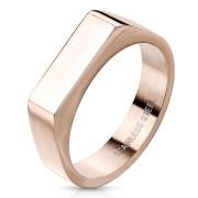 Pozlacený dámský prsten SERM7686RD