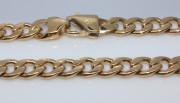 Pozlacený pánský náhrdelník chirurgická ocel WJHN82N-GD