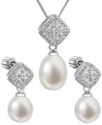 Perlové šperky se zirkony 29008.1