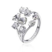 Dámský prstýnek s kamínky Sawarovski Brosway Affinity BFF103
