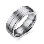 Titanový pánský prsten JCFTR012S
