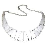 Ocelový náhrdelník NLM27