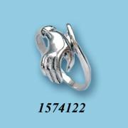 Stříbrný prsten 1574122
