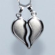 Rozlamovací přívěšek pro dva srdce 302258