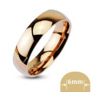 Ocelový prsten Spikes 005