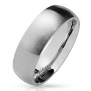 Ocelové snubní prsteny 027-4-S