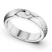 Ocelový prsten MCRSS017