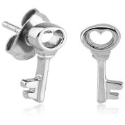 Náušnice do ucha klíček SESCES182
