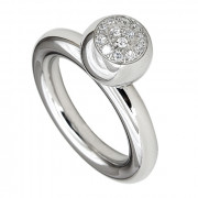 Ocelový prsten RSM30