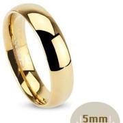 Ocelový prsten Spikes 002-5