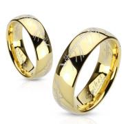 Ocelový prsten Spikes 2764