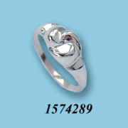 Stříbrný prsten 1574289
