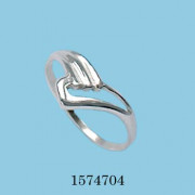 Stříbrný prsten 1574704