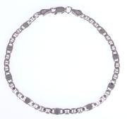 Náramek stříbro 302455