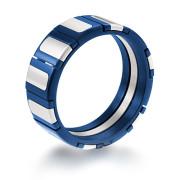Ocelový prsten MCRSS004