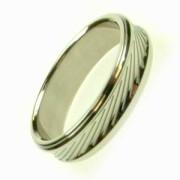 Ocelový prsten R1408