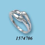 Stříbrný prsten 1574706