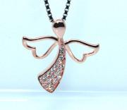 Přívěšek stříbrný anděl 308315
