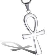 Přívěšek na krk nilský kříž WJHC16