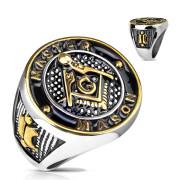 Pečetní prsten pro muže 5827