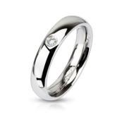 Ocelový prsten Spikes 11-4