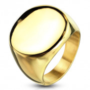 Ocelový prsten pro muže 6575G