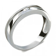 Stříbrný prsten 1710