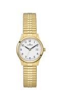 Zlaté hodinky dámské Dugena Bari 4460758