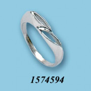 Stříbrný prsten 1574594