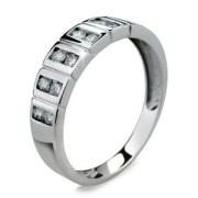 Stříbrný prstýnek pro ženy 2079