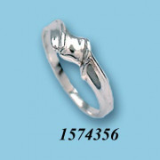 Stříbrný prsten 1574356
