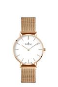 Dámské zlaté hodinky Dugena Linée 4460838