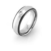 Ocelový prsten MCRSS018