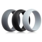 Set silikonových prstenů JCFSH8000