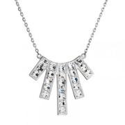 Dámský náhrdelník 32024.1 krystal