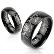 Ocelový prsten Spikes 2762
