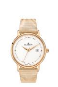 Zlaté dámské hodinky Dugena Mila 4460791-MB03